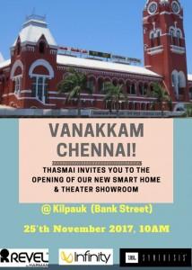 Get Smart home ready Chennai!